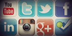 social media iconsweb
